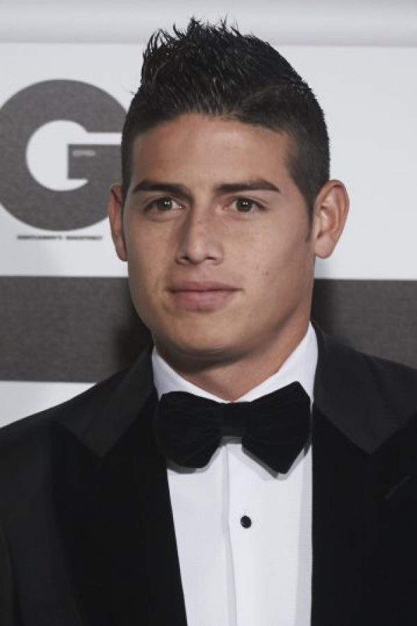 15. James Rodríguez Foto: Getty Images
