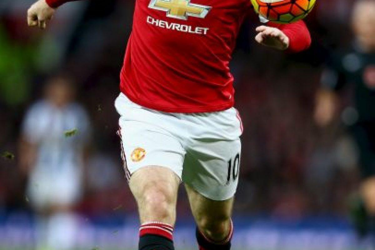 El líder del Manchester United Foto:Getty Images