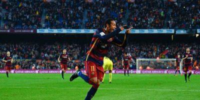 4. En tanto, Brasil tiene a Neymar en plan grande. Es el máximo goleador de la Liga de España Foto:Getty Images