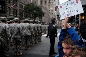 El Censo más reciente en Estados Unidos reveló que hay 21.5 millones de veteranos. Foto:Getty Images