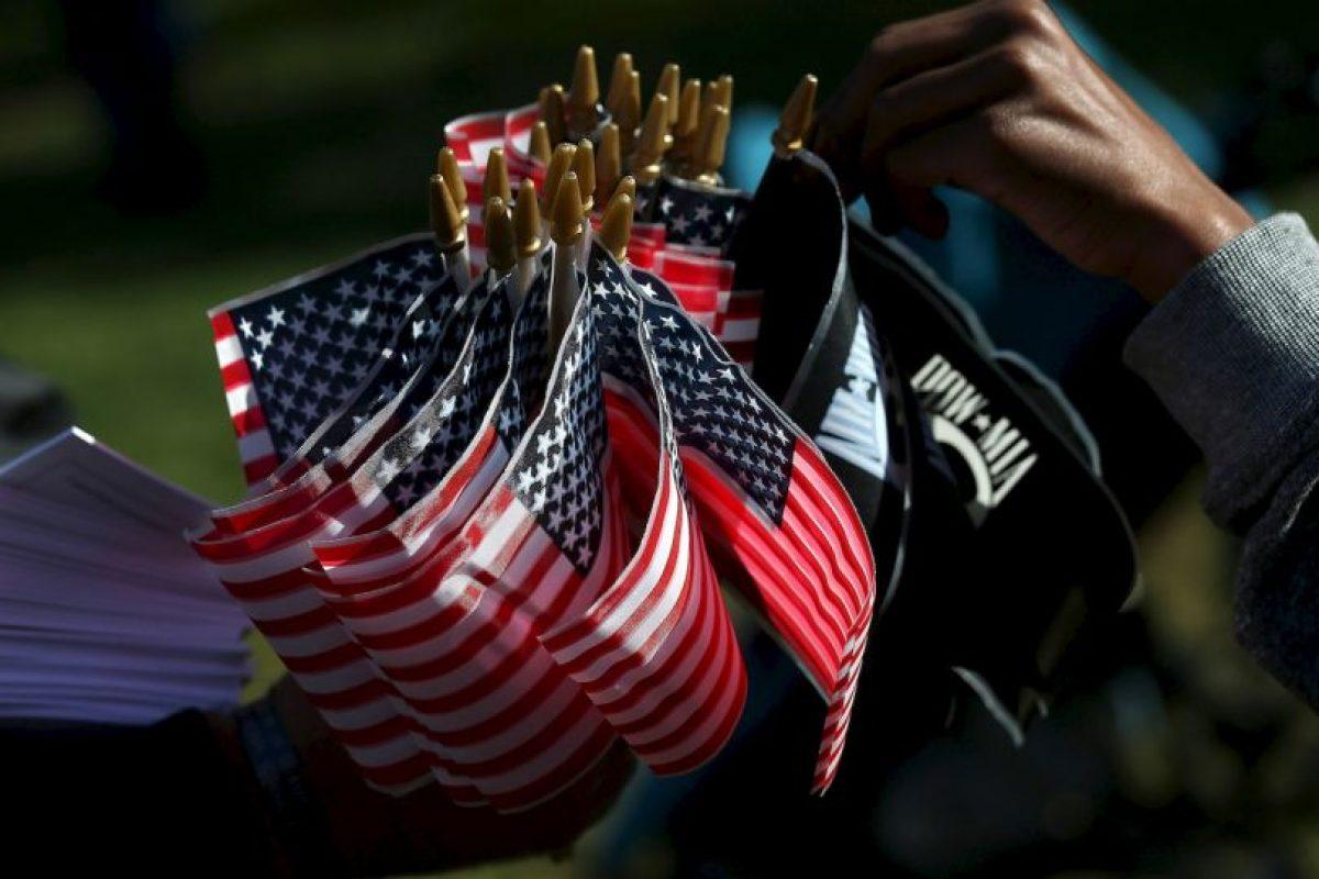 De esa cantidad, un millón 200 mil son hispanos. Foto:Getty Images