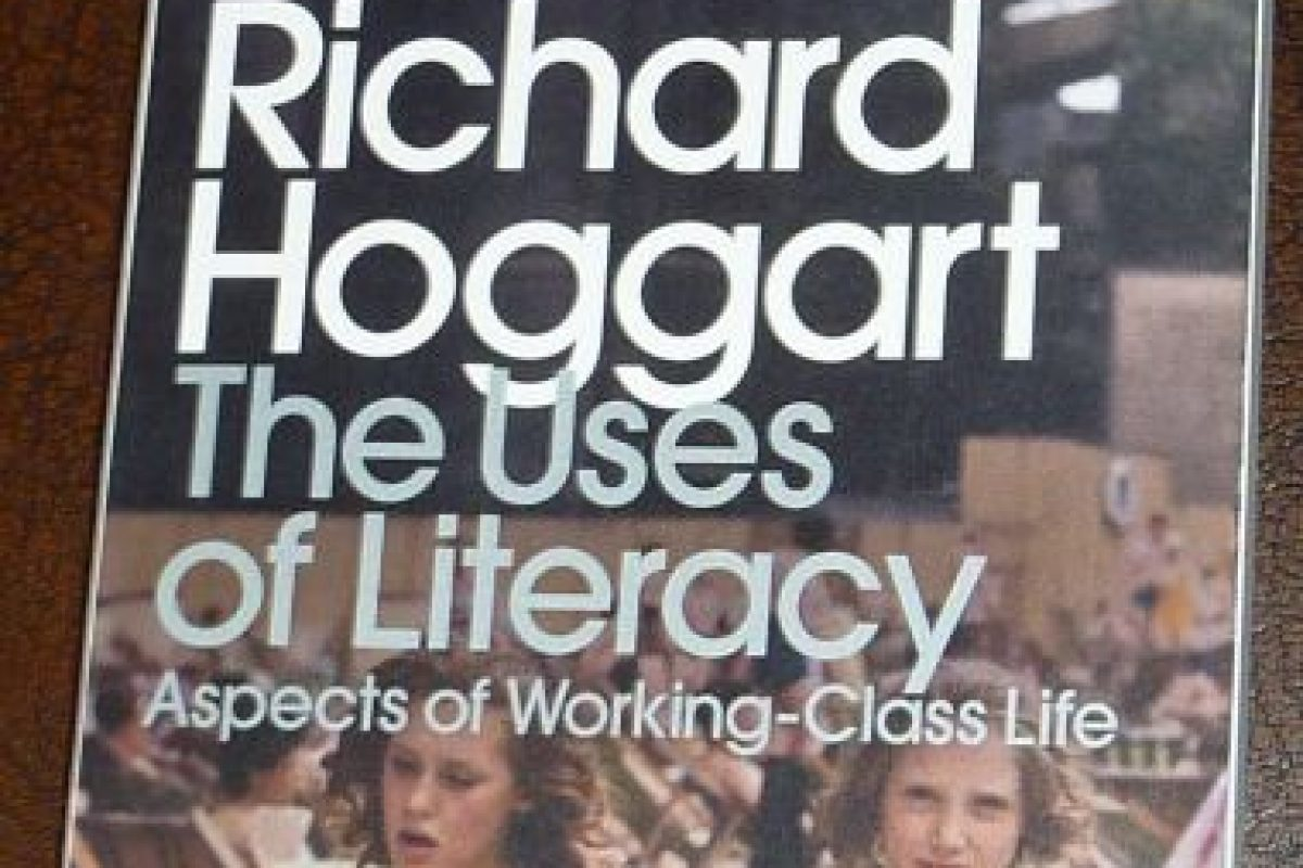 """The Uses of Literacy"" de Richard Hoggart Foto: Wikimedia.org"