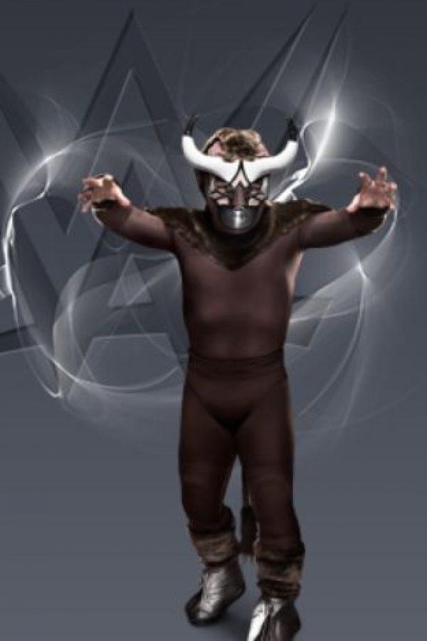 Actualmente trabaja para la WWE bajo el nombre de El Torito. Foto:WWE