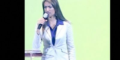 """En 1994, Tatiana Castro fue Miss Colombia. Y le preguntaron: """"En un incendio en un museo, ¿usted salvaría los cuadros o al perro guardián?"""" Foto:vía Instagram/TatianaCastro"""