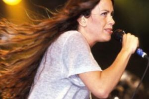 Ícono rock de toda jovencita rebelde. Foto:vía Getty Images