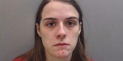 Ahora pasará casi 10 años en la cárcel. Foto:Vía Cheshire Police