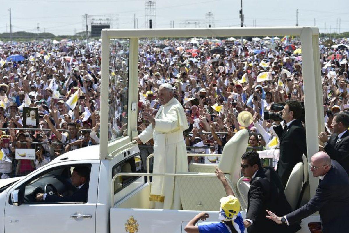 2. Después de esto, se agravaron los choques entre musulmanes y cristianos. Foto:AFP