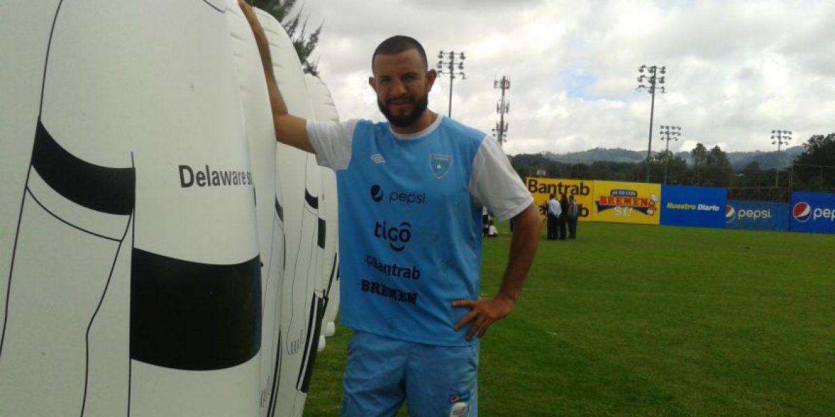 Hamilton López es el elegido para debutar ante Trinidad y Tobago