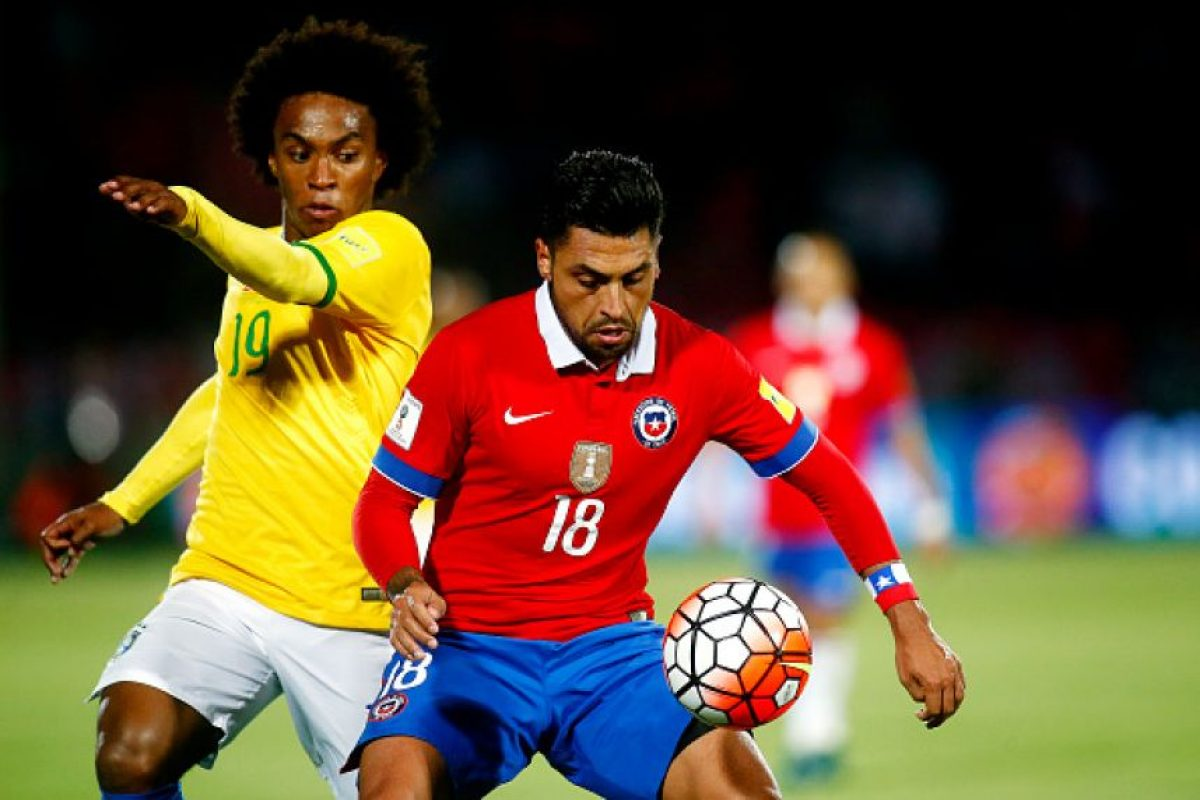 Debutaron con una derrota ante Chile en Santiago por marcador 2-0. Foto:Getty Images