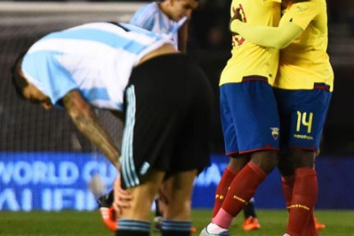 Debutaron en las eliminatorias como locales ante Ecuador, pero perdieron 2-0. Foto:Getty Images