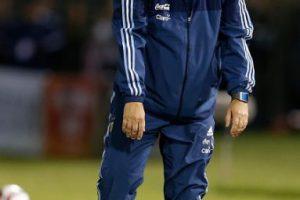 """Además de sufrir la baja de Lionel Messi, la """"Albiceleste"""" tampoco podrá contar con Carlos Tévez y Sergio Agüero. Foto:Getty Images"""