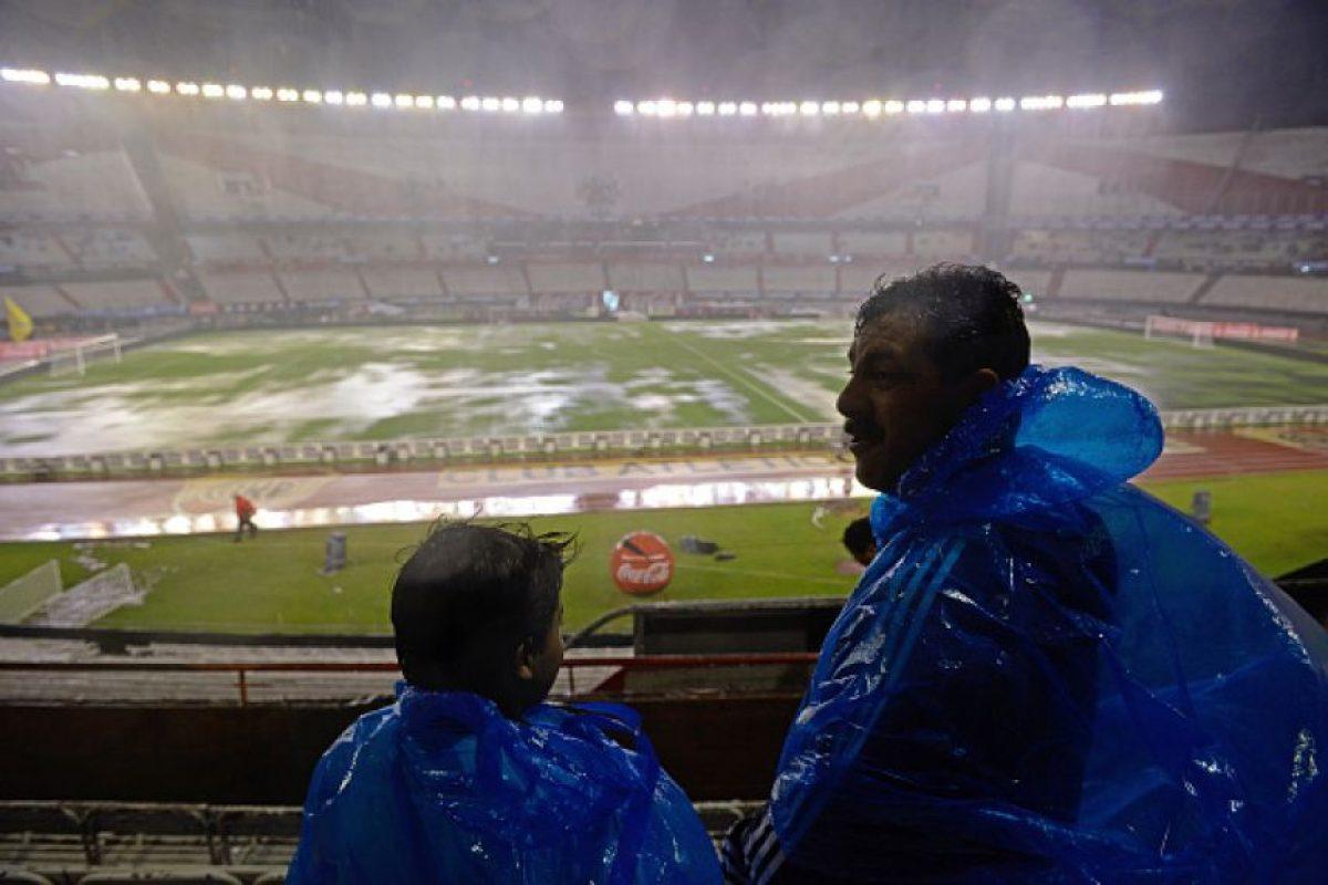 Por ello, el partido se reprogramó para este 13 de noviembre a las 21 horas de Argentina. Foto:Getty Images