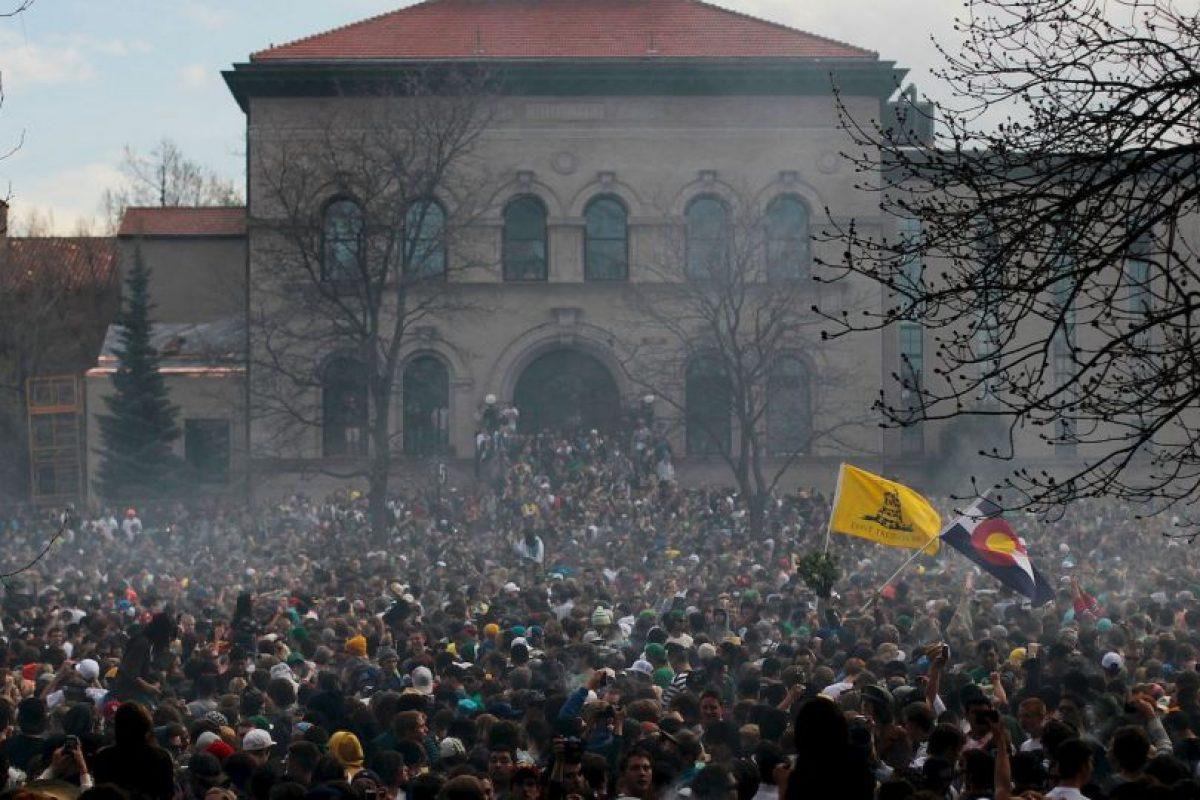 5. Ecuador: Despenalizada la posesión. Foto:Getty Images