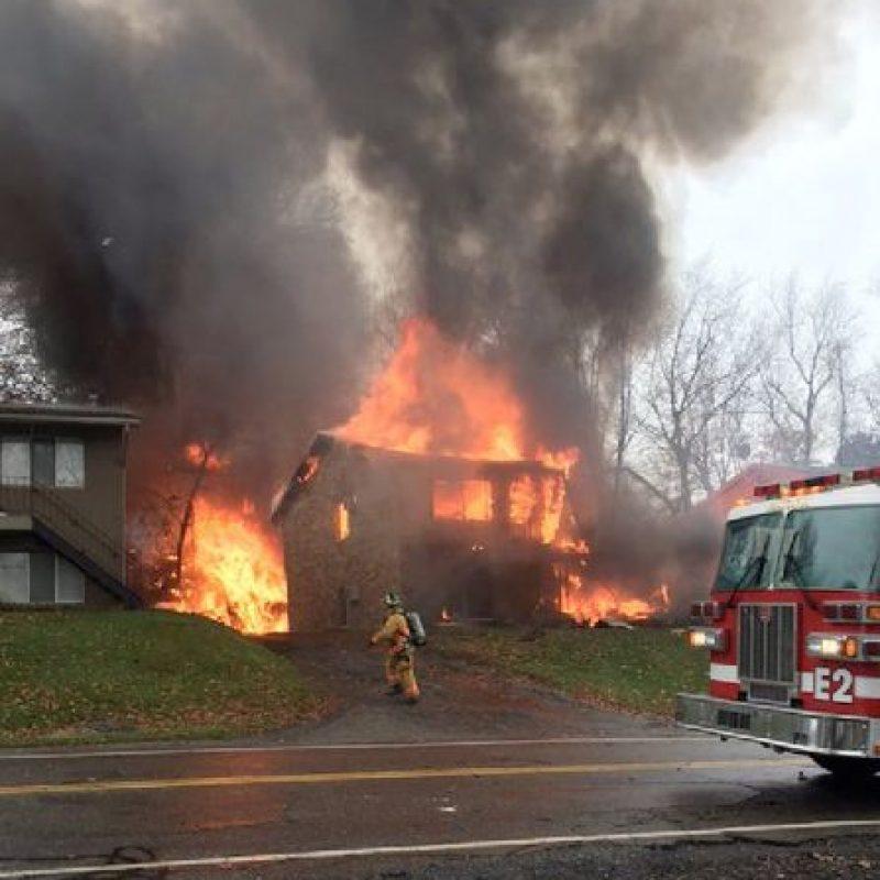 El accidente sucedió el pasado 10 de noviembre. Foto:AP