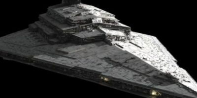 """La supuesta nave de """"Star Wars"""" encontrada en Marte Foto:NASA"""