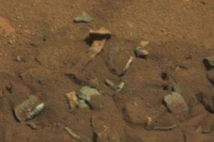 Se descubrió en agosto de 2014 Foto:http://mars.jpl.nasa.gov/msl-raw-images/msss/00719/mcam/0719MR0030550060402769E01_DXXX.jpg