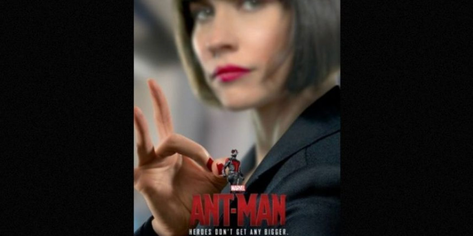 """Ant-Man and The Wasp"" julio de 2018. Foto: Marvel"