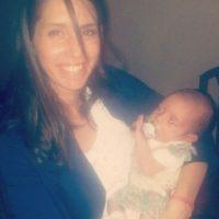 Ahora tiene 32 años, se dedica al diseño de moda y es madre. Foto:vía instagram.com/georgiemollo