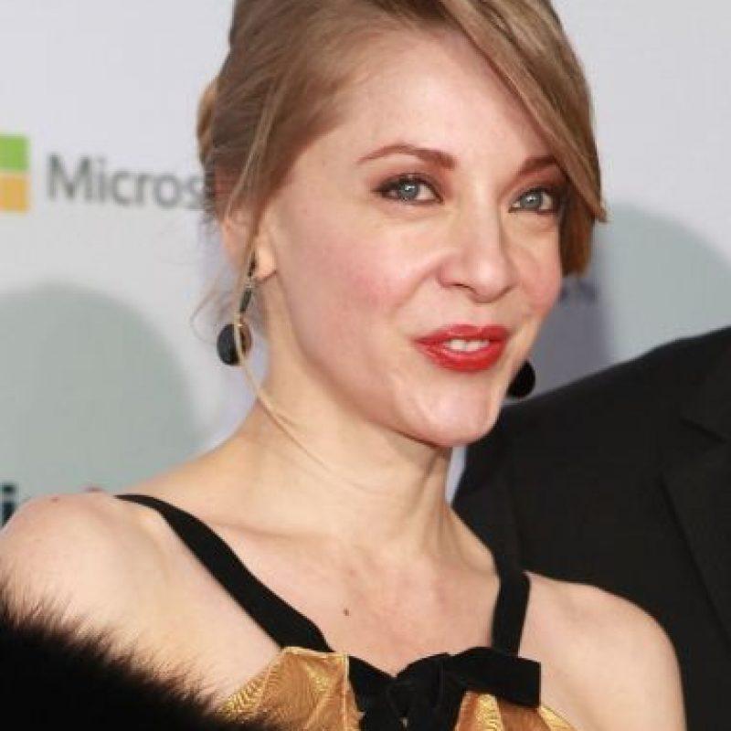 Así se ve la actriz a los 50 años. Foto:Getty Images