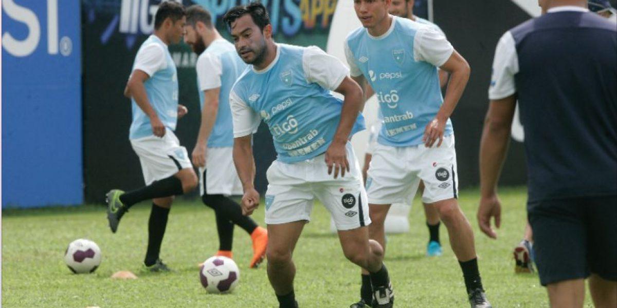"""""""No lo dudo, Guatemala saldrá con la victoria"""", dice el capitán Carlos Ruiz"""