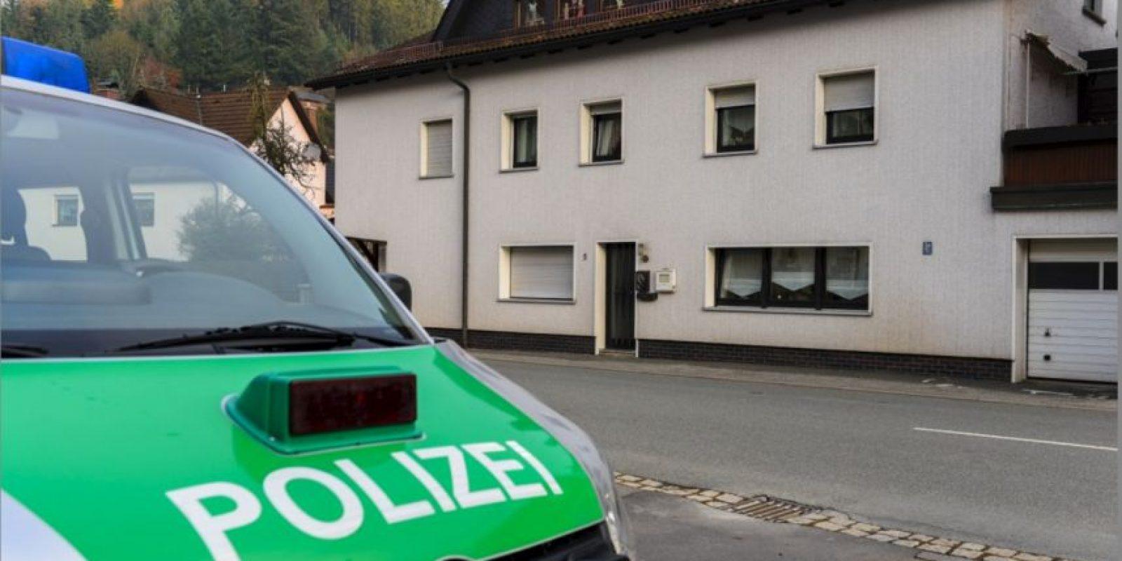 Una llamada alertó a las autoridades Foto:AFP