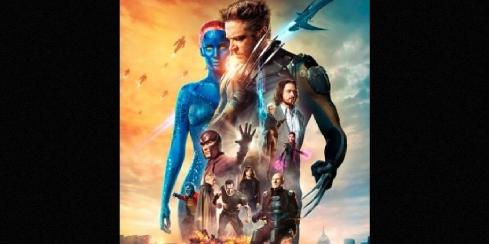 """La fecha de lanzamiento de """"X-Men: Apocalypse"""" es el 27 de mayo de 2016. Foto:Facebook/X-Menpelículas"""