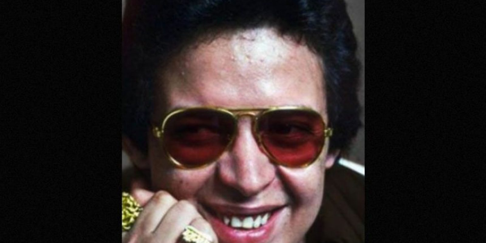 Héctor Lavoe- El salsero puertorriqueño fue diagnosticado en 1988 falleció en 1991 a causa de complicaciones de salud relacionadas a la enfermedad. Foto:Facebook/hector.lavoe