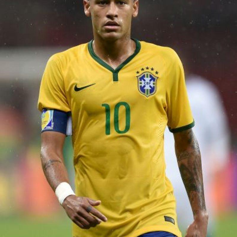 Además, la motivación extra de los brasileños es que estará de regreso su figura y máximo referente, Neymar. Foto:Getty Images