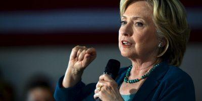 Esta no es la primera vez que la precandidata recibe críticas, recientemente durante el debate los políticos también la mencionaron. Foto:Getty Images