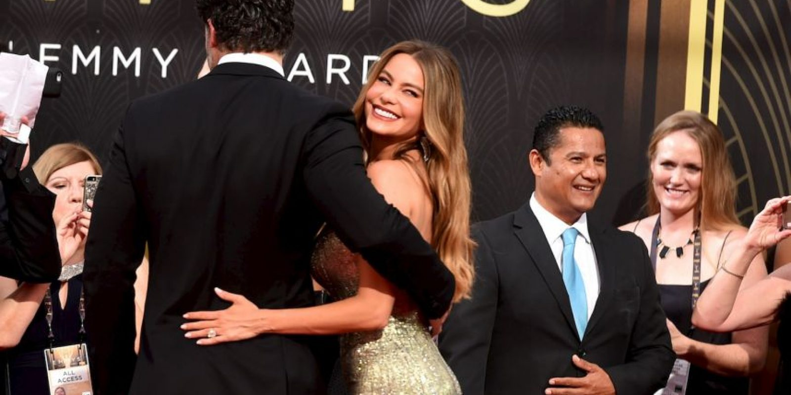 De los 400 invitados, solo 80 son del novio. Foto:Getty Images