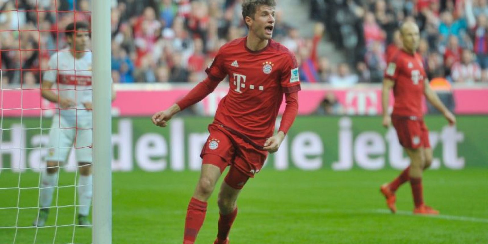Thomas Müller (Bayern Munich) Foto: Getty Images
