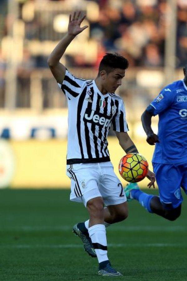 Paulo Dybala (Juventus) Foto:Getty Images