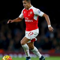 Alexis Sánchez (Arsenal) Foto: Getty Images