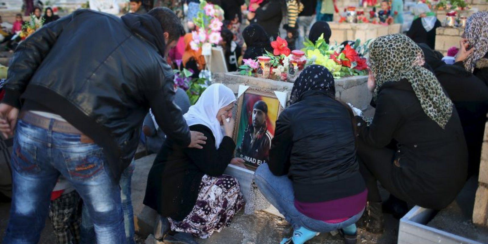 Esta masacre fue uno de los hechos que motivaron la decisión del presidente Barack Obama para comenzar los ataques contra ISIS Foto:Getty Images