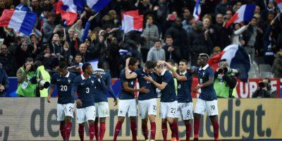 Esta noche se disputó en París, Francia, el duelo amistoso entre Francia y Alemania. Foto:Getty Images