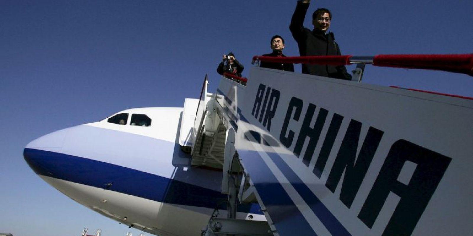 8. El que trata de colarse en la fila de desembarcar (35%). Foto:Getty Images