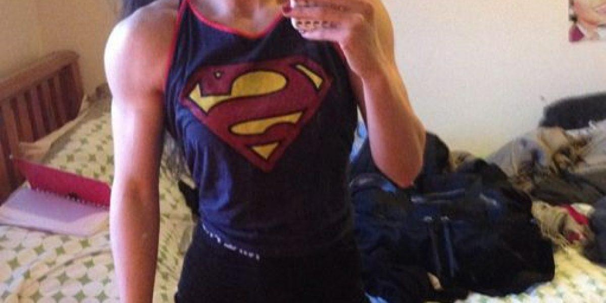 La anorexia no pudo con ella y ahora es toda una estrella fitness