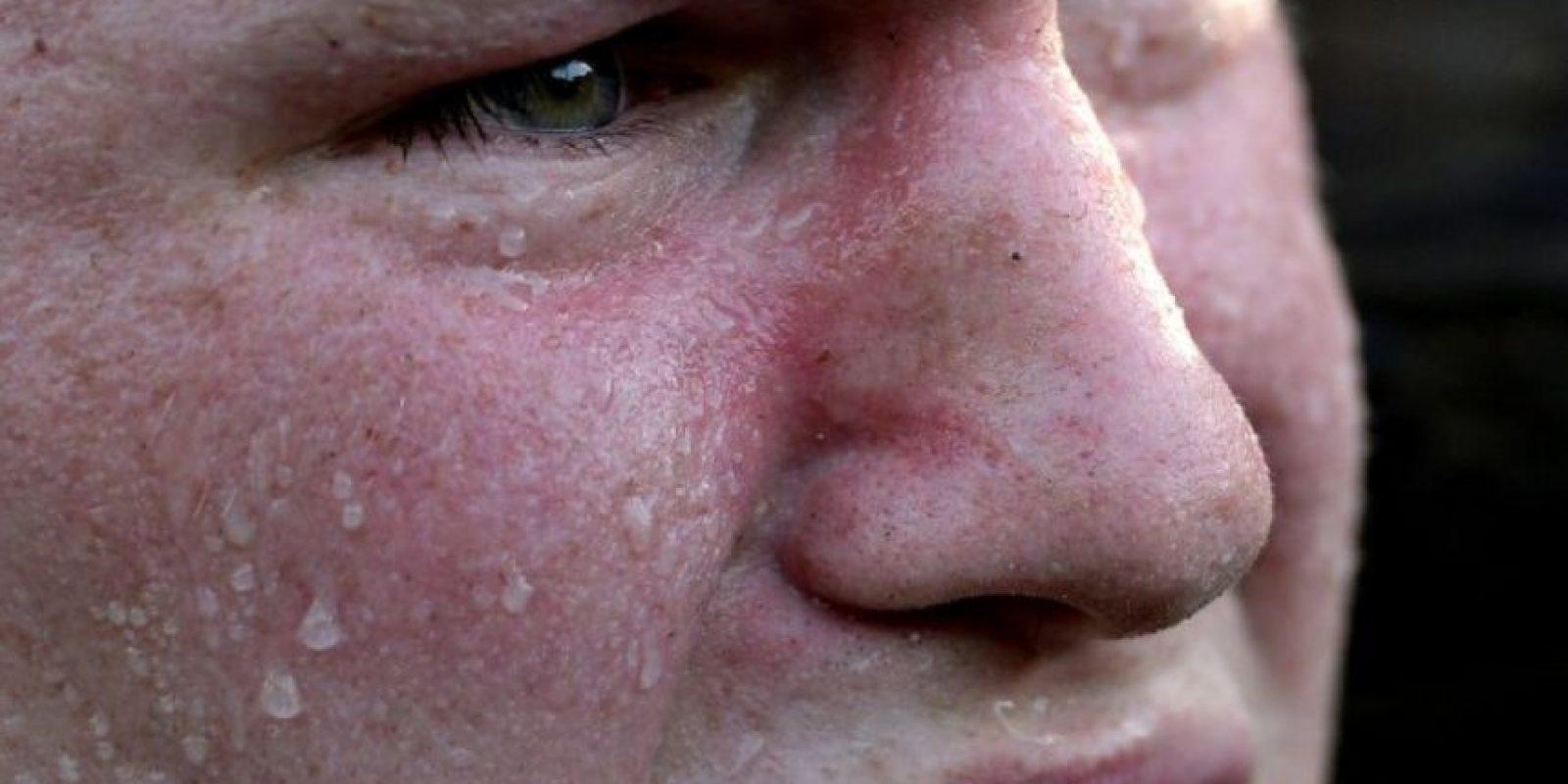 Es fundamental para regular nuestra temperatura corporal, mencionó George Havenith, profesor de la Universidad de Loughborough en Inglaterra. Foto:Getty Images