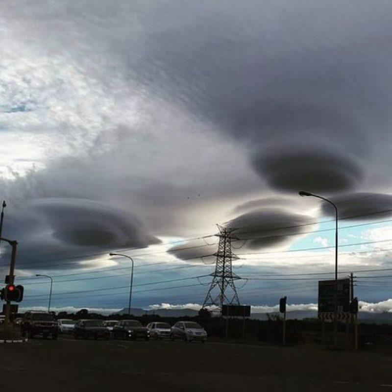 Fueron vistas en Sudáfrica el pasado domingo. Foto:Vía Instagram.com/beanibop
