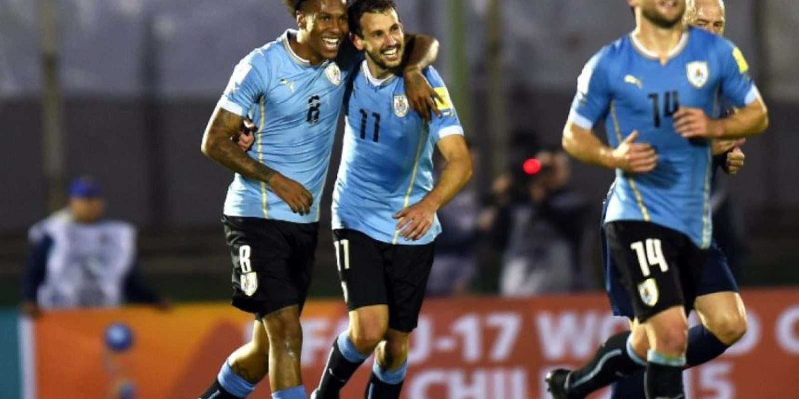 3. Uruguay Foto: Getty Images
