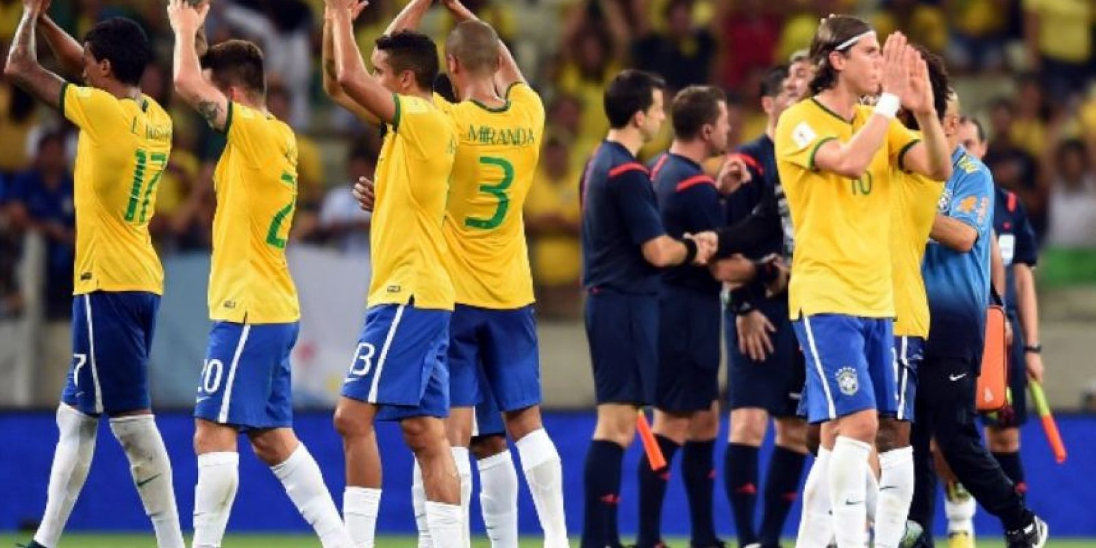 6. Brasil Foto: Getty Images