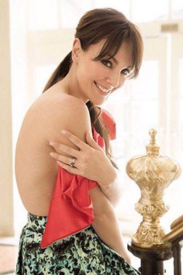 Carolina Gómez fue virreina universal de la belleza en 1994, detrás de Sushmita Sen. Foto:vía Facebook/Carolina Gomez