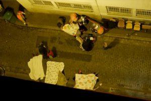 Las primeras víctimas Foto:vía Twitter