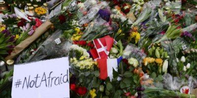 En dicho foro se iba a llevar a cabo un homenaje en honor a las víctimas de Charlie Hebdo. Foto:AFP