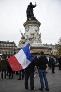 El Estado Islámico se atribuyó el atentado el día de hoy. Foto:AFP