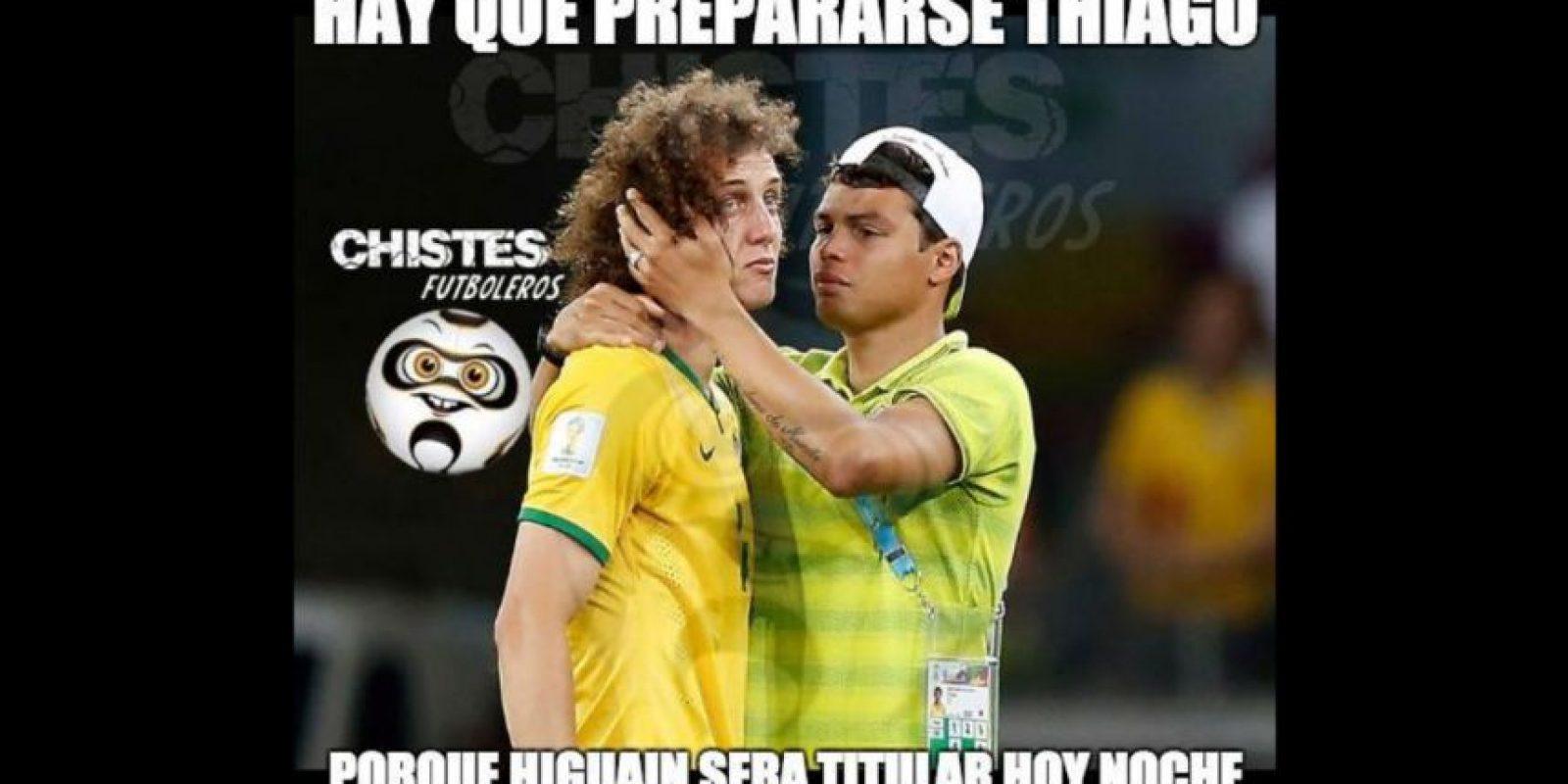 Y no tan graves para Brasil. Foto:Facebook