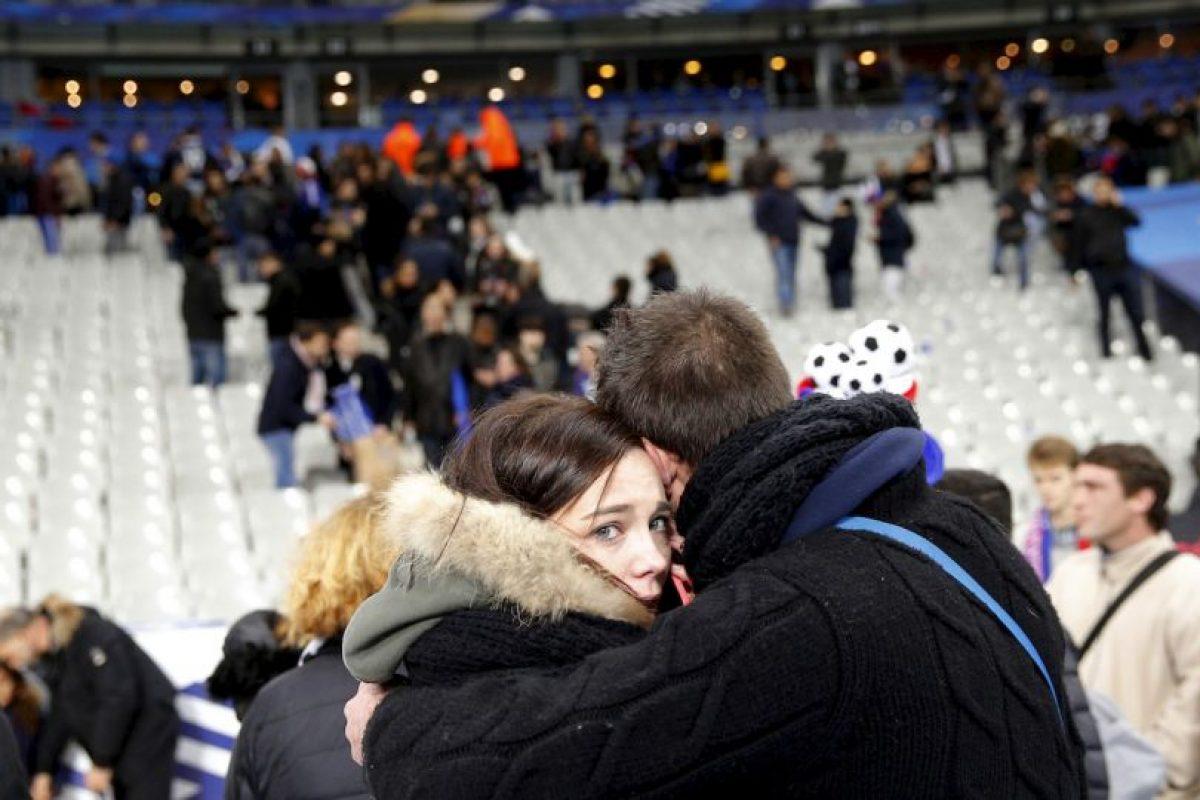Así se vivieron los atentados terroristas en Francia Foto:AP