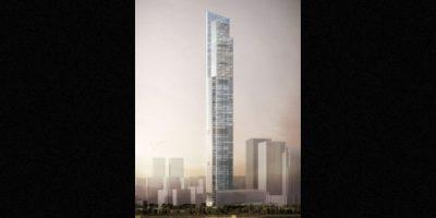 9. CTF Finance Center (China) – 111 pisos – 530 metros (1739 pies) Foto:Kohn Pedersen – Skyscrapercenter.com