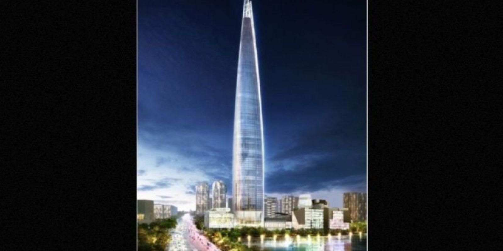 Será inaugurado en 2016 Foto:Kohn Pedersen – Skyscrapercenter.com