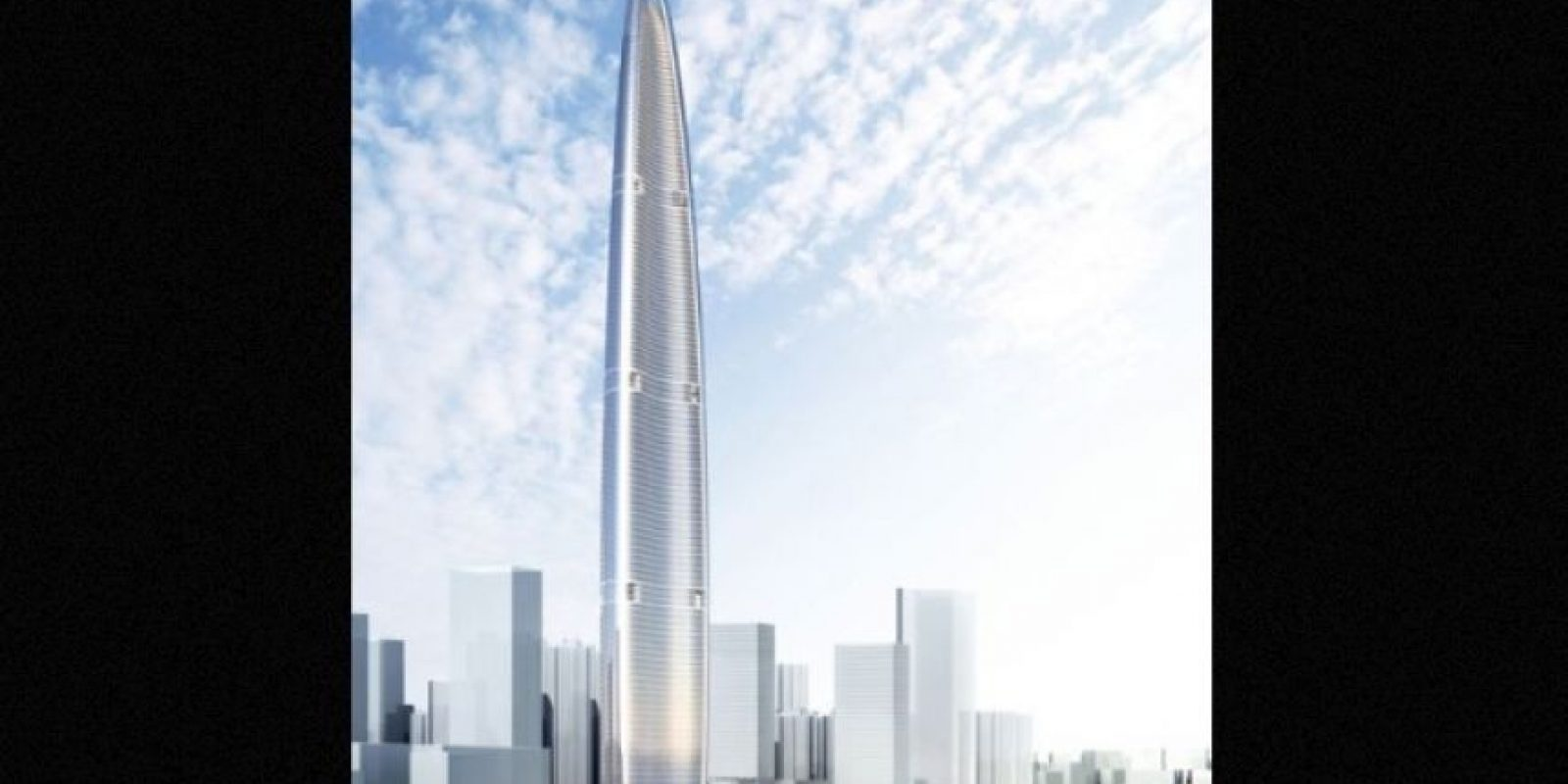Su costo aproximado es de cuatro mil 500 millones de dólares. Tendrá características amigables con el medio ambiente Foto:Adrian Smith + Gordon Gill Architecture – Skyscrapercenter.com